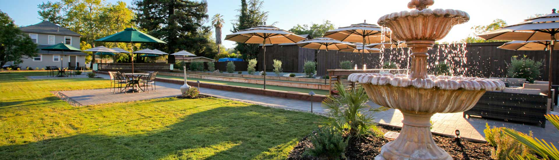 bocce ball napa valley best bay area bocce ball in calistoga