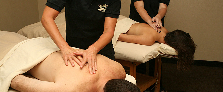 Golden Haven couples massage packages